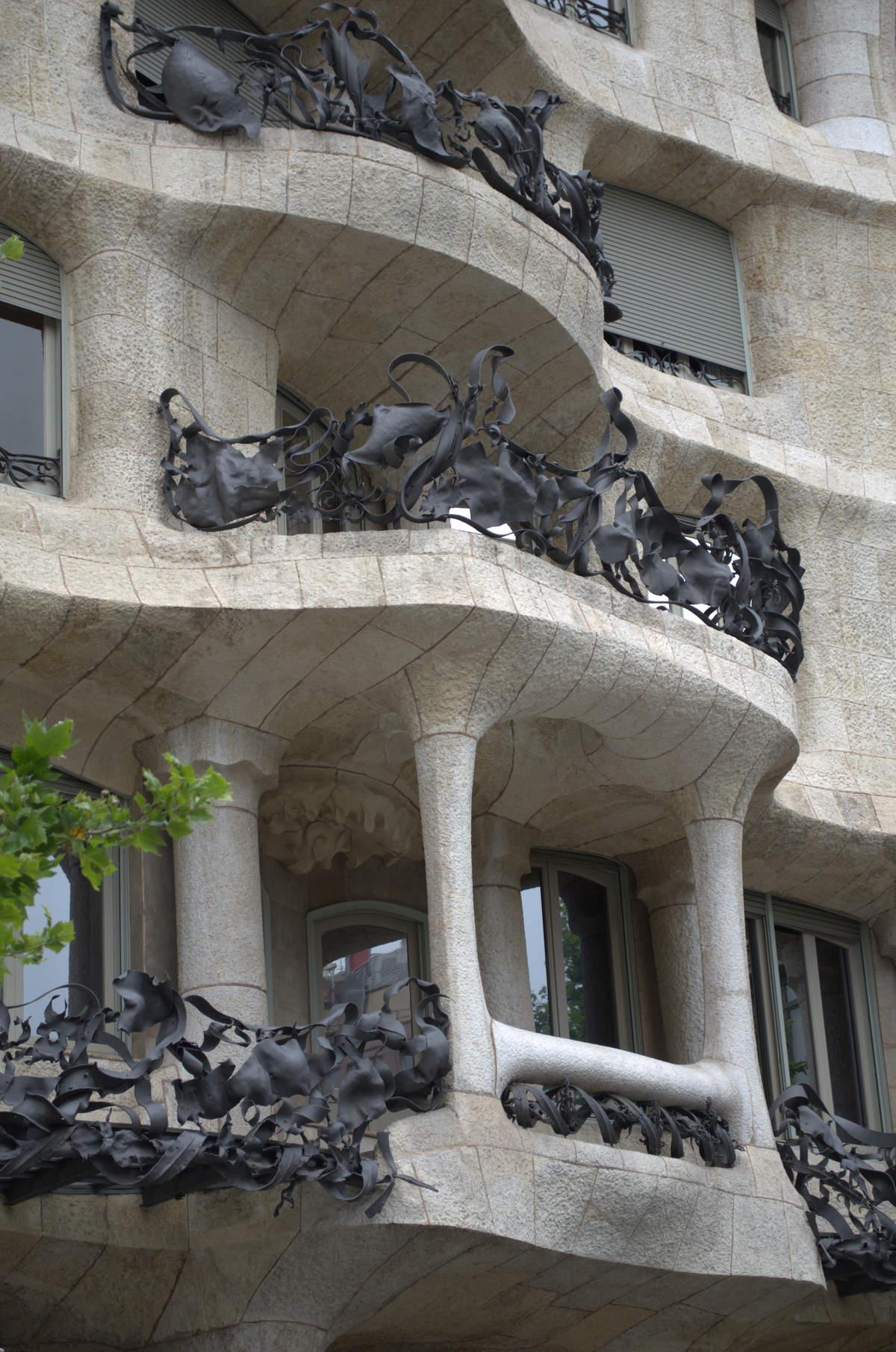 Дом Мила (Ла Педрера) | 2