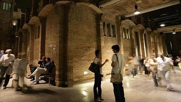 Ночь музеев в Барселоне | 2